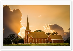 Church Ultra HD Wallpaper for 4K UHD Widescreen desktop, tablet & smartphone