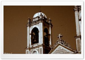 Church. HD Wide Wallpaper for 4K UHD Widescreen desktop & smartphone