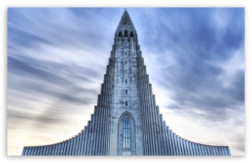 Church In Reikjavik, Iceland HD wallpaper for Wide 16:10 5:3 Widescreen WHXGA WQXGA WUXGA WXGA WGA ; HD 16:9 High Definition WQHD QWXGA 1080p 900p 720p QHD nHD ; Standard 4:3 5:4 Fullscreen UXGA XGA SVGA QSXGA SXGA ; Tablet 1:1 ; iPad 1/2/Mini ; Mobile 4:3 5:3 5:4 - UXGA XGA SVGA WGA QSXGA SXGA ;