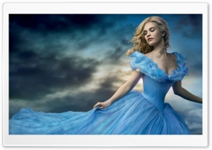 Cinderella 2015 HD Wide Wallpaper for Widescreen
