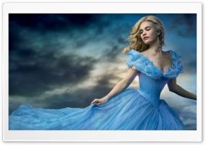 Cinderella 2015 Ultra HD Wallpaper for 4K UHD Widescreen desktop, tablet & smartphone