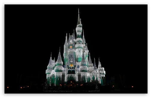cinderella castle widescreen wallpaper - photo #27