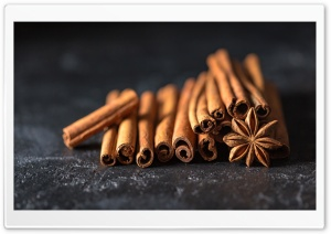 Cinnamon HD Wide Wallpaper for Widescreen