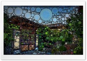 Circles Art HD Wide Wallpaper for 4K UHD Widescreen desktop & smartphone