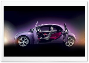 Citroen HD Wide Wallpaper for Widescreen