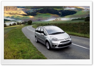 Citroen C4 Picasso HD Wide Wallpaper for Widescreen
