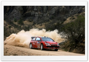 Citroen C4 Rally HD Wide Wallpaper for 4K UHD Widescreen desktop & smartphone