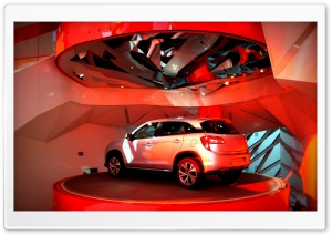 Citroen Car HD Wide Wallpaper for Widescreen
