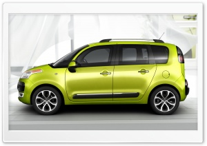 Citroen Car 9 HD Wide Wallpaper for Widescreen