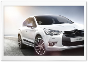Citroen DS4 Car HD Wide Wallpaper for Widescreen