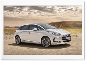 Citroen DS5 HD Wide Wallpaper for Widescreen