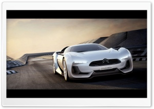 Citroën GT HD Wide Wallpaper for 4K UHD Widescreen desktop & smartphone