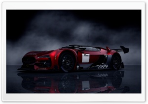 Citroen GT Super Sport HD Wide Wallpaper for Widescreen