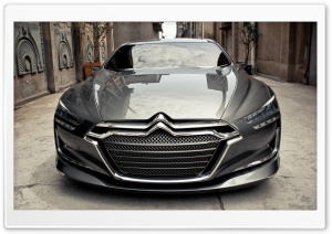 Citroen Metropolis Wide HD Wide Wallpaper for Widescreen