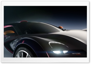 Citroën Survolt Ultra HD Wallpaper for 4K UHD Widescreen desktop, tablet & smartphone