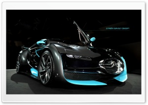 Citroen Survolt Concept Ultra HD Wallpaper for 4K UHD Widescreen desktop, tablet & smartphone
