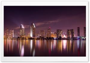 City Ultra HD Wallpaper for 4K UHD Widescreen desktop, tablet & smartphone