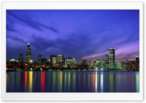 City 25 HD Wide Wallpaper for Widescreen