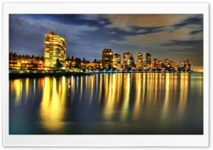 City 38 HD Wide Wallpaper for 4K UHD Widescreen desktop & smartphone