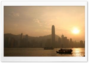 City 40 Ultra HD Wallpaper for 4K UHD Widescreen desktop, tablet & smartphone