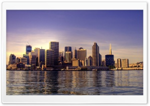 City 48 HD Wide Wallpaper for Widescreen