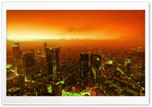 City 51 HD Wide Wallpaper for Widescreen