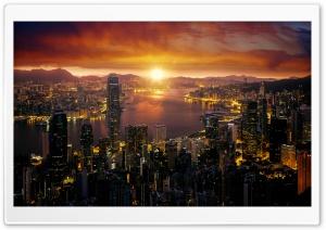 City 6 Ultra HD Wallpaper for 4K UHD Widescreen desktop, tablet & smartphone