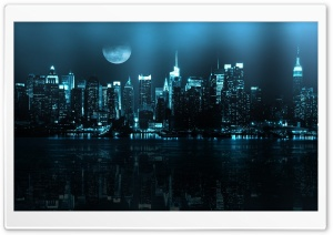 City HD Wide Wallpaper for Widescreen