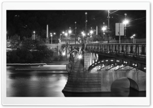 City Bridge HD Wide Wallpaper for Widescreen