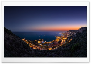 City Coast Ultra HD Wallpaper for 4K UHD Widescreen desktop, tablet & smartphone