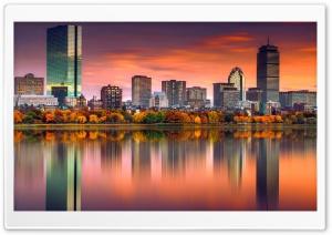 City, Fall Ultra HD Wallpaper for 4K UHD Widescreen desktop, tablet & smartphone