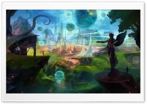 City Of Angels Ultra HD Wallpaper for 4K UHD Widescreen desktop, tablet & smartphone