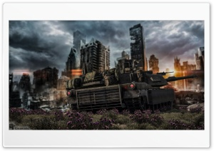 City of War HD Wide Wallpaper for Widescreen