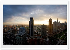 City Scene HD Wide Wallpaper for Widescreen