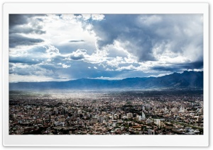 Ciudad de Cochabamba, Bolivia HD Ultra HD Wallpaper for 4K UHD Widescreen desktop, tablet & smartphone