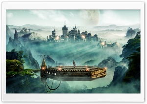 Civilization Beyond Earth Purity HD Wide Wallpaper for Widescreen
