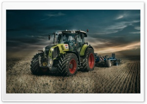 Class Arion Tractor 4K Ultra HD Wallpaper for 4K UHD Widescreen desktop, tablet & smartphone