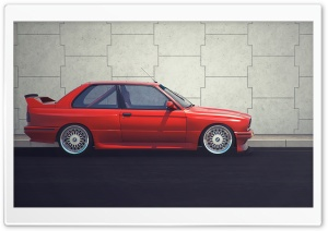 Classic BMW 3 Series HD Wide Wallpaper for Widescreen