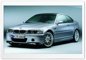 Classic BMW M3 - 2003 HD Wide Wallpaper for Widescreen