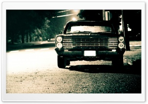 Classic Car HD Wide Wallpaper for Widescreen