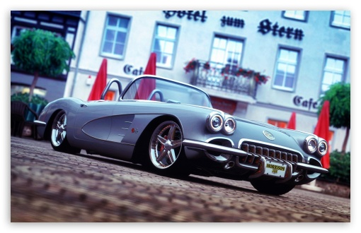 Classic Corvette Gran Turismo 5 HD wallpaper for Wide 16:10 5:3 Widescreen WHXGA WQXGA WUXGA WXGA WGA ; HD 16:9 High Definition WQHD QWXGA 1080p 900p 720p QHD nHD ; Standard 3:2 Fullscreen DVGA HVGA HQVGA devices ( Apple PowerBook G4 iPhone 4 3G 3GS iPod Touch ) ; Mobile 5:3 3:2 16:9 - WGA DVGA HVGA HQVGA devices ( Apple PowerBook G4 iPhone 4 3G 3GS iPod Touch ) WQHD QWXGA 1080p 900p 720p QHD nHD ;