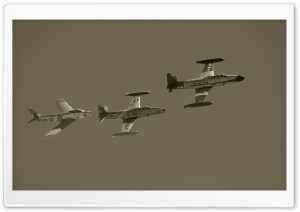 Classic Jets HD Wide Wallpaper for Widescreen