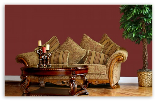 Classic Sofa With Pillows HD wallpaper for Wide 16:10 5:3 Widescreen WHXGA WQXGA WUXGA WXGA WGA ; HD 16:9 High Definition WQHD QWXGA 1080p 900p 720p QHD nHD ; Standard 3:2 Fullscreen DVGA HVGA HQVGA devices ( Apple PowerBook G4 iPhone 4 3G 3GS iPod Touch ) ; Mobile 5:3 3:2 16:9 - WGA DVGA HVGA HQVGA devices ( Apple PowerBook G4 iPhone 4 3G 3GS iPod Touch ) WQHD QWXGA 1080p 900p 720p QHD nHD ;