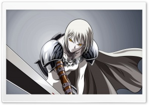 Claymore Manga HD Wide Wallpaper for Widescreen