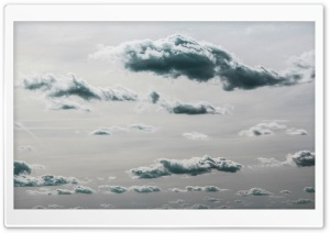 Clean Clouds HD Wide Wallpaper for Widescreen