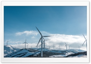 Clean Energy Ultra HD Wallpaper for 4K UHD Widescreen desktop, tablet & smartphone