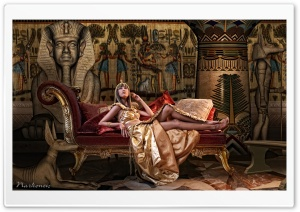 Cleopatra HD Wide Wallpaper for Widescreen