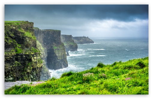 Cliffs of Moher, Ireland UltraHD Wallpaper for Wide 16:10 5:3 Widescreen WHXGA WQXGA WUXGA WXGA WGA ; 8K UHD TV 16:9 Ultra High Definition 2160p 1440p 1080p 900p 720p ; Standard 4:3 5:4 3:2 Fullscreen UXGA XGA SVGA QSXGA SXGA DVGA HVGA HQVGA ( Apple PowerBook G4 iPhone 4 3G 3GS iPod Touch ) ; Smartphone 16:9 3:2 5:3 2160p 1440p 1080p 900p 720p DVGA HVGA HQVGA ( Apple PowerBook G4 iPhone 4 3G 3GS iPod Touch ) WGA ; Tablet 1:1 ; iPad 1/2/Mini ; Mobile 4:3 5:3 3:2 16:9 5:4 - UXGA XGA SVGA WGA DVGA HVGA HQVGA ( Apple PowerBook G4 iPhone 4 3G 3GS iPod Touch ) 2160p 1440p 1080p 900p 720p QSXGA SXGA ;