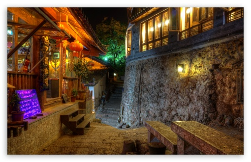 Climbing the Steps - Lijiang, China HD wallpaper for Wide 16:10 5:3 Widescreen WHXGA WQXGA WUXGA WXGA WGA ; HD 16:9 High Definition WQHD QWXGA 1080p 900p 720p QHD nHD ; UHD 16:9 WQHD QWXGA 1080p 900p 720p QHD nHD ; Standard 4:3 5:4 3:2 Fullscreen UXGA XGA SVGA QSXGA SXGA DVGA HVGA HQVGA devices ( Apple PowerBook G4 iPhone 4 3G 3GS iPod Touch ) ; Tablet 1:1 ; iPad 1/2/Mini ; Mobile 4:3 5:3 3:2 16:9 5:4 - UXGA XGA SVGA WGA DVGA HVGA HQVGA devices ( Apple PowerBook G4 iPhone 4 3G 3GS iPod Touch ) WQHD QWXGA 1080p 900p 720p QHD nHD QSXGA SXGA ;