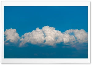 Cloud Ultra HD Wallpaper for 4K UHD Widescreen desktop, tablet & smartphone